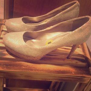 Tahari high heels
